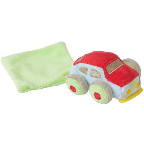 Car Tuttle knuffeldoekje
